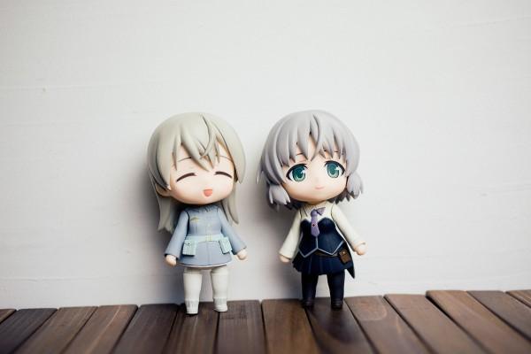 サーニャ&エイラ(ねんどろいど)